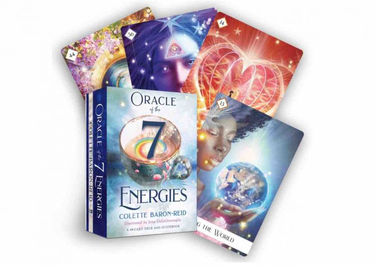 oracle des 7 energies